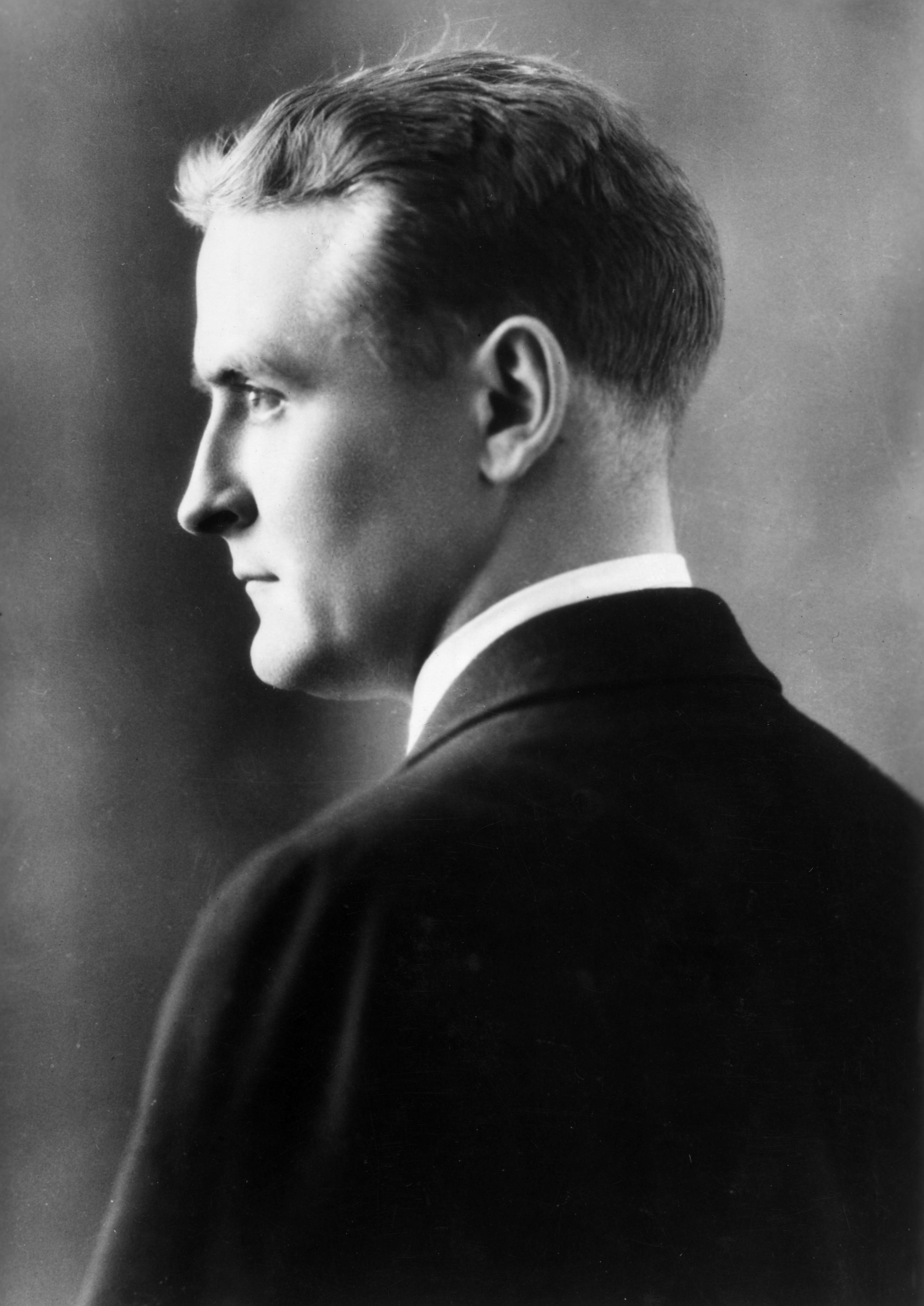 LeMO Biografie  Biografie F Scott Fitzgerald