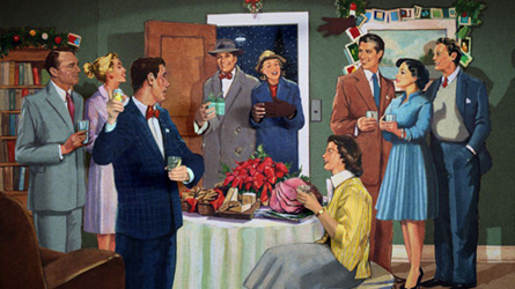 related - 1950s Christmas